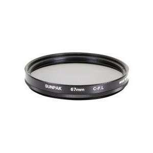 67mm Circular Polarizer Filter SUN67CP  Players