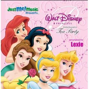 Disney Princess Tea Party Lexie Music