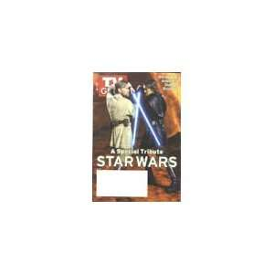 Star Wars Home Edition TV Guide Episode 3 Cover Toys & Games