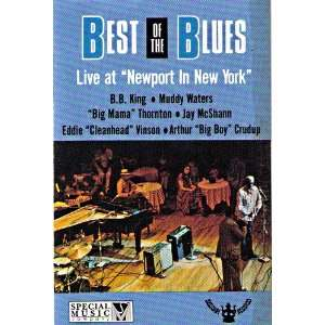 Best of Blues   Live at Newport in Ny Various Artists Music