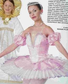 sugar plum fairy,professional ballet dance costume