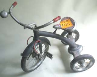 TYLER CHILD CHILDREN OLD BICYCLE BIKE TRICYCLE w/BELL (B  15 )
