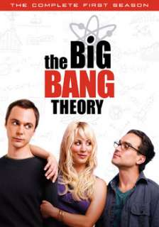 Big Bang Theory   The Complete First Season (DVD)
