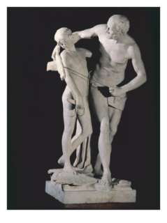 Daedalus and Icarus Giclee Print by Antonio Canova at AllPosters