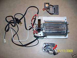 Napoleon Fireplace Blower Fan Castlemore Gas Stove GS67