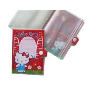 Hello Kitty Passport Cover   Sanrio Hello Kitty Travel