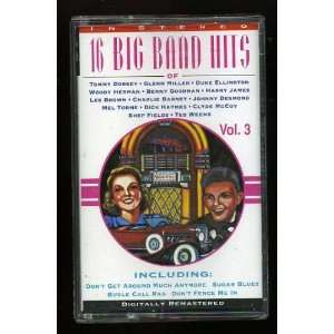 16 Big Band Hits 3 Various Artists Music