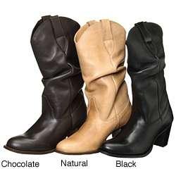 On Your Feet Womens Daisy Dukes Western Boots