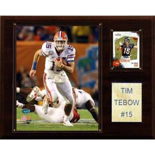 C & I Collectibles NCAA Football Florida Gators Tim Tebow