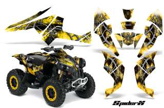 CAN AM RENEGADE 800 GRAPHICS KIT DECALS STICKERS SXYB