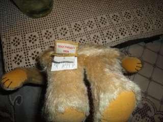 Gund Teddy Bear Purse 12 Inch 2001