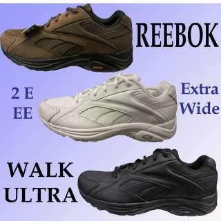 4209ab0c Reebok MENS WALK ULTRA III DMX MAX EXTRA WIDE 2E EE Walking Shoe on ...