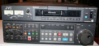 S822DXU PROFESSIONAL S VHS VIDEO CASSETTE FULL FUNCTION EDIT RECORDER