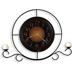 Howard Miller Francesca Sconce Wall Clock