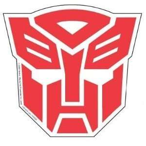 Car Magnet   Transformers   Autobots Logo:  Home & Kitchen