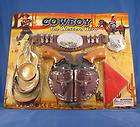 Toy Western Cowboy Gun & Holster Set