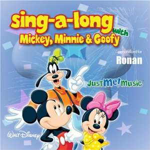 Sing Along with Mickey, Minnie and Goofy Ronnie Minnie