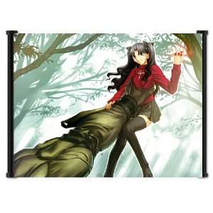Fate Stay Night Anime Fabric Wall Scroll Poster (42x32