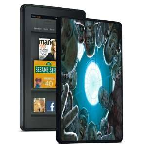 Zombie Attack   Kindle Fire Hard Shell Snap On Protective