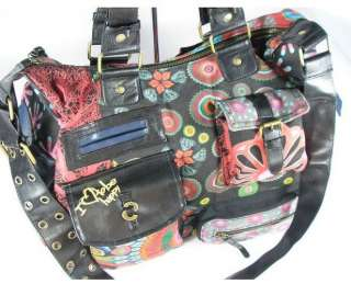 07 DESIGUAL womens handbag Messenger shoulder bag