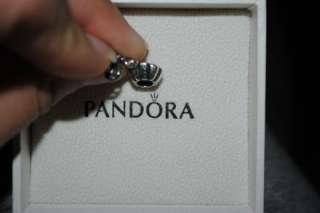 790531 Authentic PANDORA Friends Forever Dangle Butterfly Charm SS
