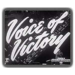 Voice of Victory U.S. Army Signal Corps Movies & TV