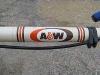 cm Columbia A&W Rootbeer 10 Speed Road Bike Shimano USA steel bicycle