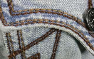 Religion Jeans Mens RICKY Big QT TULSA light wash New M24859GBQT2