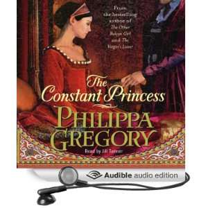 Princess (Audible Audio Edition) Philippa Gregory, Jill Tanner Books