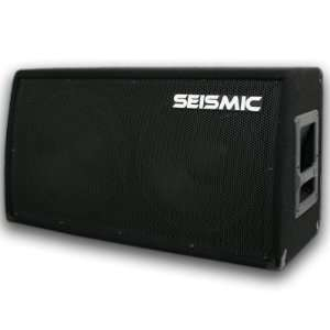 Seismic Audio   212 SLANT GUITAR SPEAKER CABINET   2x12