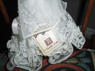 Bradley Dolls Original Miss June Wedding Bride & Stand