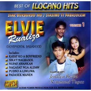 Best Of Ilocano Hits Elvie Rualizo (Sentimental Balladeer