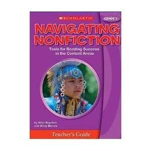 78303 3 Navigating Nonfiction Grade 1 Teachers Guide