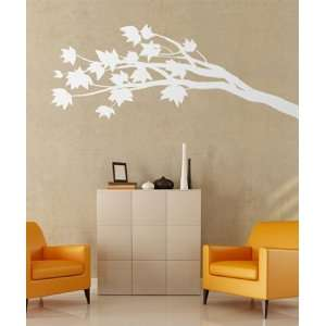 Wall Decal Sticker Flower Branch Blossom GWray102s