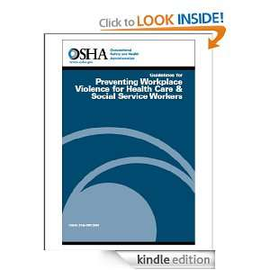 Occupational Safety and Health Administration, U.S. Department of