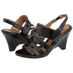 Sofft Varissa Black Patent Pumps/Heels