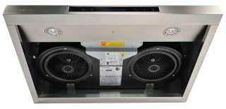 30 New Under Range Hood Kitchen Exhaust Fan 900CFM 37