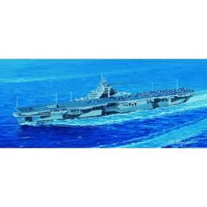 Scale Models 1/700 USS Hancock Aircraft Carrier Kit Toys & Games