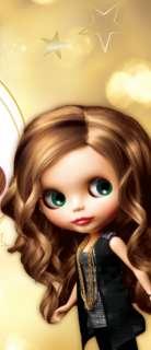 FRESH LIGHT Japan Blythe Doll Hair Color Dying Kit