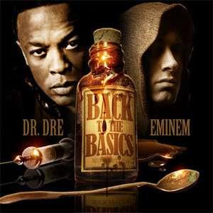 Eminem Dr Dre Back to Basics OFFICIAL Mixtape Album CD