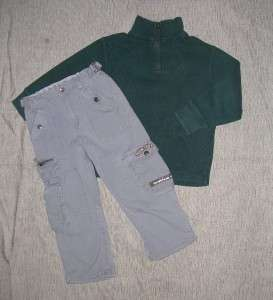 Boys Clothing Winter Lot Size 4T 5T 57 Pieces POLO GAP PLACE OLD NAVY
