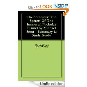 The Immortal Nicholas Flamel by Michael Scott  Summary & Study Guide