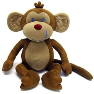 Jungle Babies Nursery Baby Bedding Plush Milton the Monkey Baby