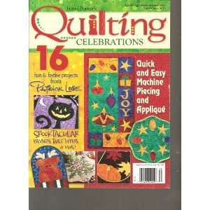 Fons & Porter Quilting Celebrations Magazine (16 Fun