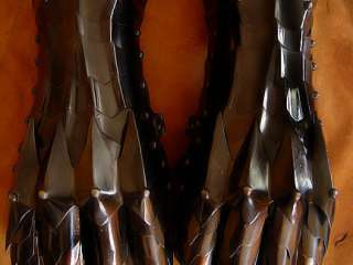 LORD OF THE RINGS NAZGUL GAUNTLETS  MEDIEVAL ARMOR