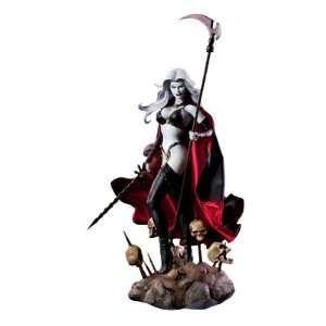 Lady Death statuette 1/4 Premium Format 55 cm: Toys & Games