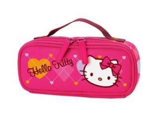 case pouch argyle hello kitty pencil pouch case argyle brand new helo