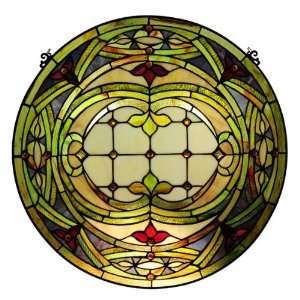Tiffany Style Float Art Glass Panel