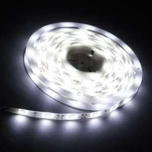 Cool White 5M 150 LED 5050 SMD Flexible Car DIY Strip Light Waterproof