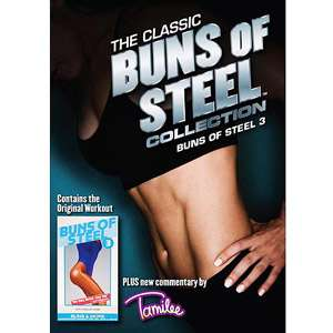 Classic Buns Of Steel Collection: Buns Of Steel 3   Buns And More: TV